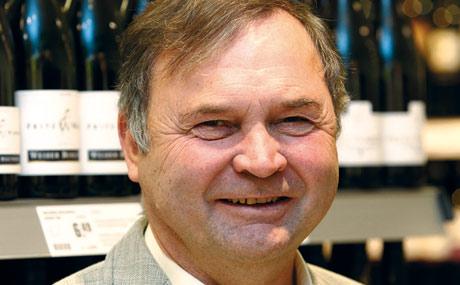 """""""Die zentrale Frage ist: Wie bekomme ich den Kunden dazu, auch hochwertige Weine zu kaufen?"""" Fritz Waßmer, Winzer aus dem Markgräflerland"""