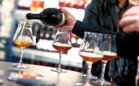 Bier: Mit Edel-Bieren raus aus der Preisfalle? (Bildquelle: Braufactum)