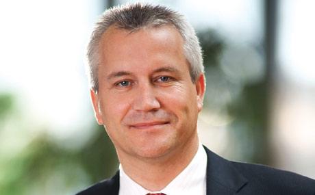 Gerrit Heske, Nachfolger in der Leitung des globalen Metallverpackungsgeschäftes bei Ball Corporation. (Bildquelle: Ball Corporation)