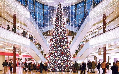 Gutes Weihnachtsgeschäft erwartet
