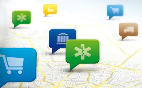 Welches Potenzial ein Standort hat, können Händler mittels Geomarketing rasch herausfinden. (Bildquelle: GfK GeoMarketing)