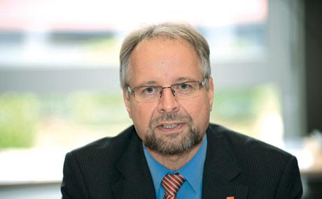 Karl-Heinz Brand, Tegut … gute Lebensmittel