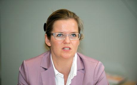 Nadine Teichgräber, Dohle Handelsgruppe