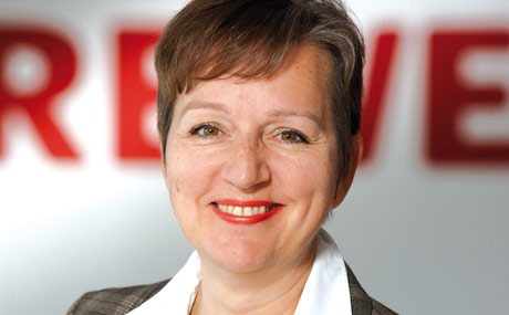 Corinna Trier, Rewe Group