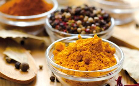 Die Orientalische Küche Nutzt Viele Gewürzen Und  Mischungen. (Bildquelle