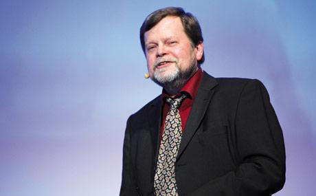Detlef Krumm, Leiter des Bereichs Zahlungskartendelikte des Bundeskriminalamts, Wiesbaden.
