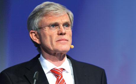Dr. Norbert Schraad von der Helaba Landesbank Hessen-Thu?ringen, Erfurt.