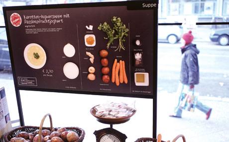 """Neue Convenience / neue Typologien: Es sind heute weniger die klassischen Küchenhelfer und """"Kochbeschleuniger"""", die diesen Trend prägen, sprich Halbfertig- und Fertigprodukte, sondern eher conveniente Serviceleistungen, die in ihrer Gesamtheit das Kochen erleichtern."""