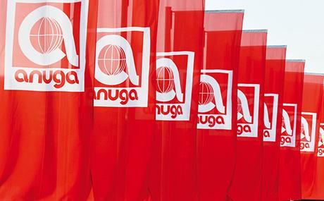 Fachmessen: Die Anuga vereinigt zehn Fachmessen unter einem Dach.