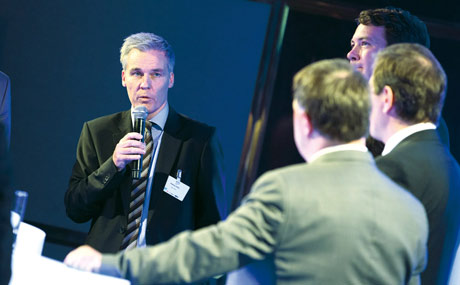 Dem Kunden am PoS mehr Infos zur Ware geben: Matthias Poller.