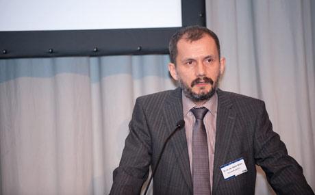 Rechtsexperte Dr. Martin Müller informierte über den Status quo zur Health-Claims-Verordnung sowie Lösungsansätze für Lebensmittelhersteller.