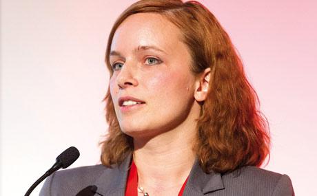 Globale Wellfood-Trends in der Produktentwicklung stellte Julia Buech, Mintel, vor.