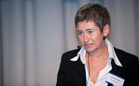 Antioxidantien und der ORAC-Wert als Indikator thematisierte Susanne Erb-Weber, Marketing & Sales, in ihrem Vortrag.