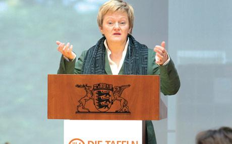 Renate Künast fordert mehr Informationen für Verbraucher.