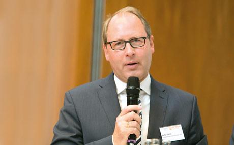 Stefan Genth weiß: Kein Händler wirft Lebensmittel gerne weg.