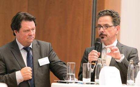 Christoph Minhoff und Reiner Mihr sehen auch die Verantwortung des Verbrauchers.
