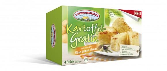 Schwarmstedter: Kartoffel-Gratin