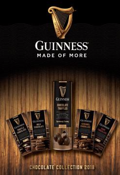 Guinness: Schokoladen