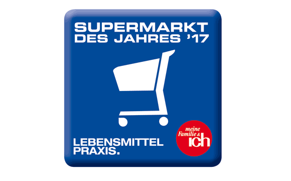 5. April 2017:Supermarkt des Jahres 2017