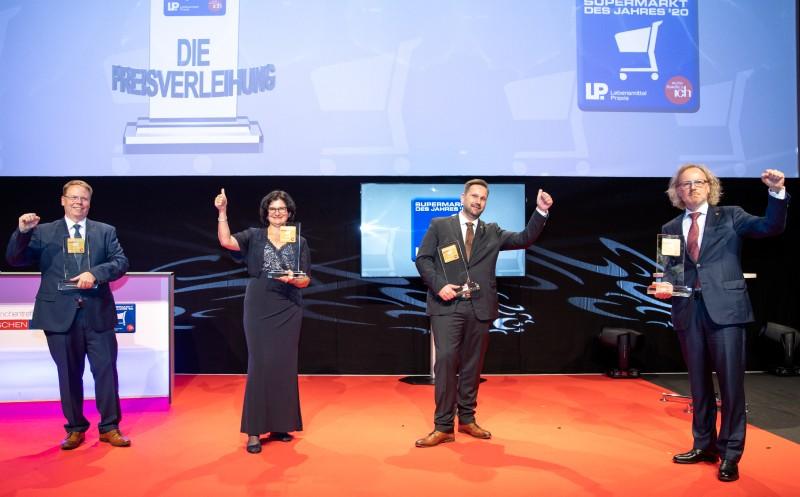 Supermarkt des Jahres: Preisträger und Finalisten gewürdigt