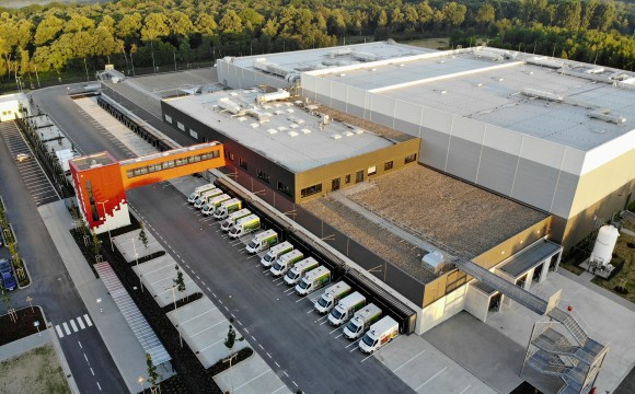 Rewe Group: Eröffnet neues Logistikzentrum