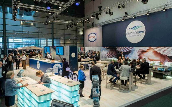 Neuheiten bei der Fish International