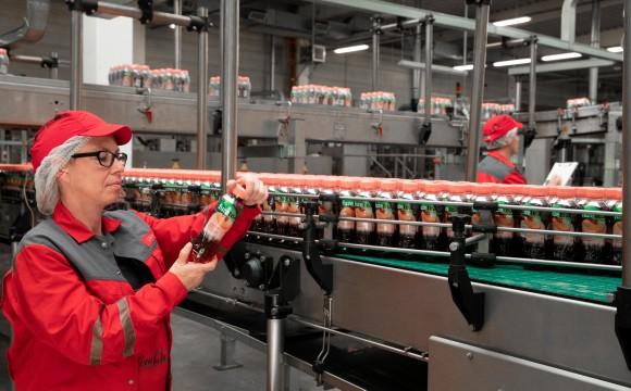 Coca-Cola investiert 55 Millionen Euro