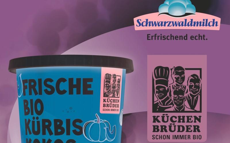 Schwarzwaldmilch : Außendienst für Küchenbrüder