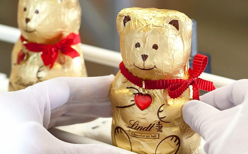 Lindt & Sprüngli:  Premium-Schokolade legt weltweit zu