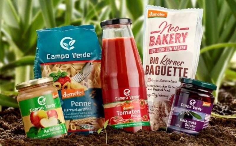 Demeter:  Produkte nun bei Rewe