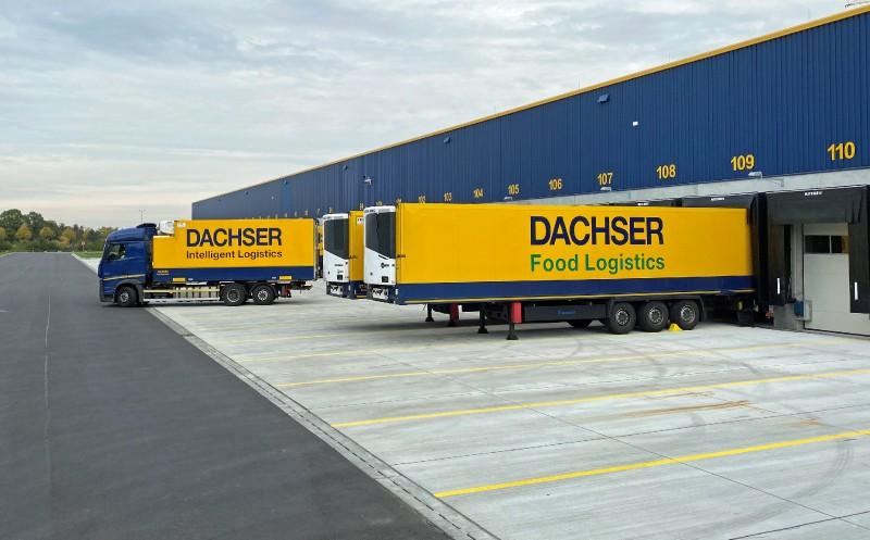 Logistik: Dachser nimmt neuen Standort in Betrieb