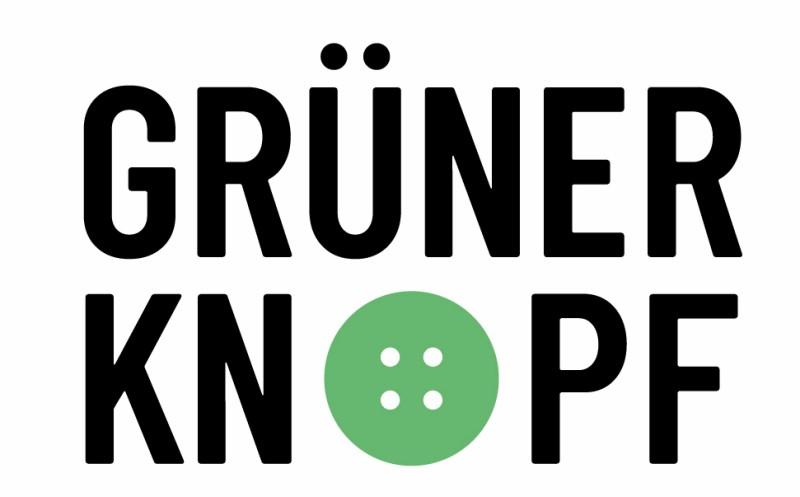 Start für den Grünen Knopf im Handel