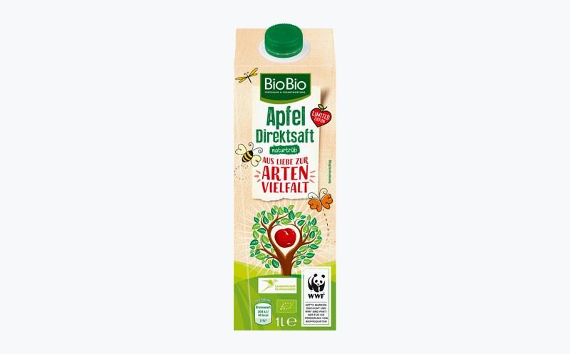 Netto Marken-Discount: Logo für Artenvielfalt