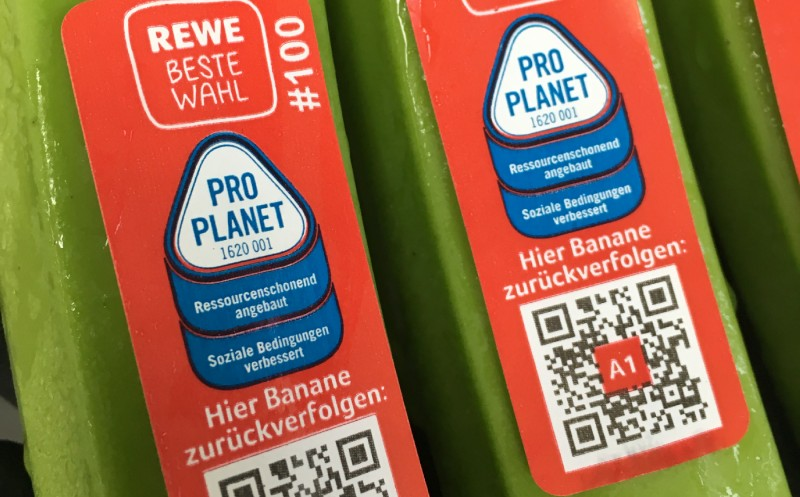 Rewe-Eigenmarken: Bananen bis zum Erzeuger rückverfolgen