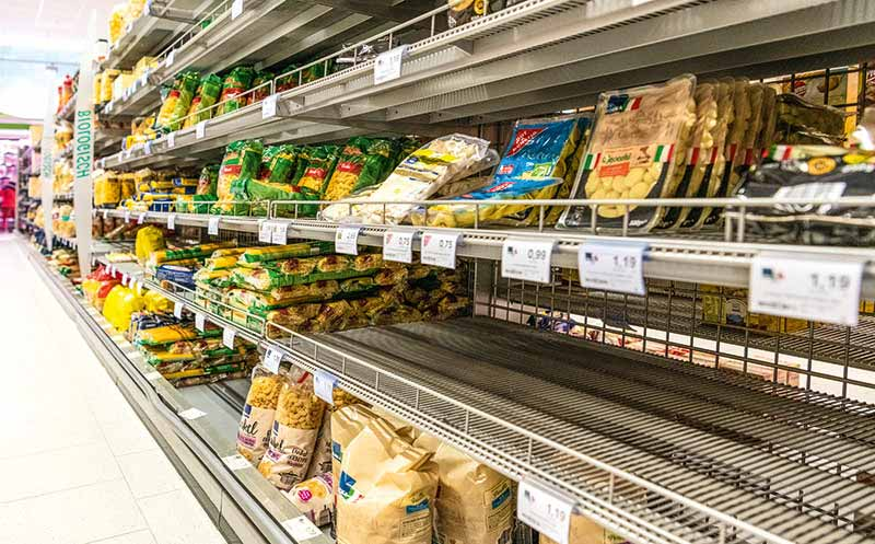 Statistisches Bundesamt: Corona-Hamsterkäufe sind vorbei