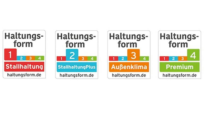 Haltungskennzeichnung: Einheitliches Kennzeichnungssystem bei Fleisch