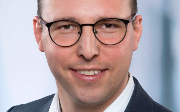 Martin Adam wird Geschäftsführer