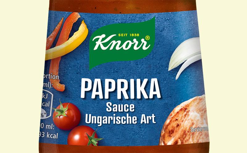 Knorr: Benennt Zigeunersauce um