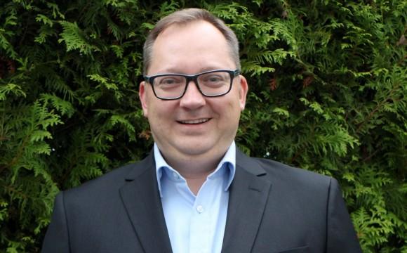 Stefan Reincke ist neuer Geschäftsführer