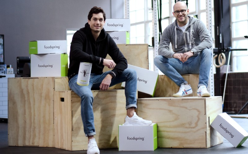 Mars: Investiert in Foodspring