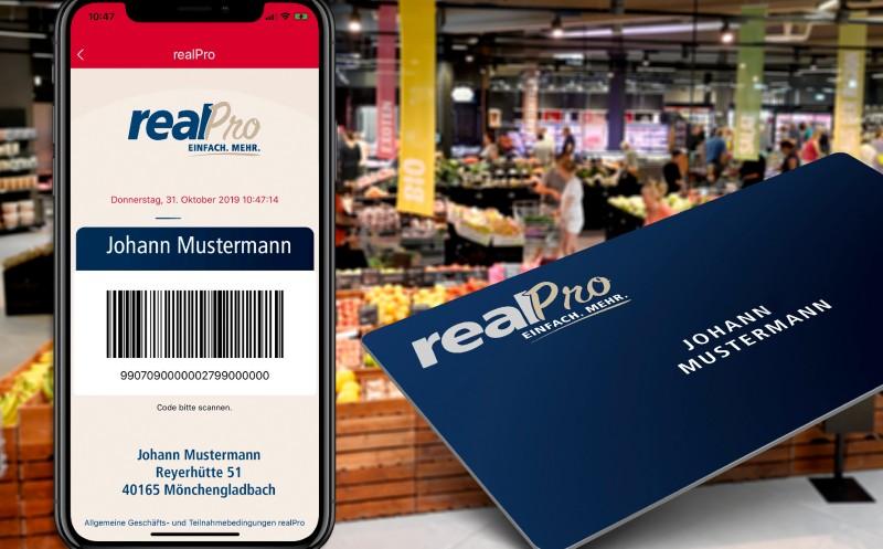 Real: Startet neues Vorteilsprogramm