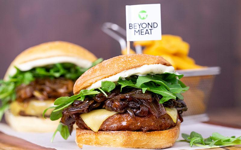 Beyond Meat: Erstmals mit Gewinn