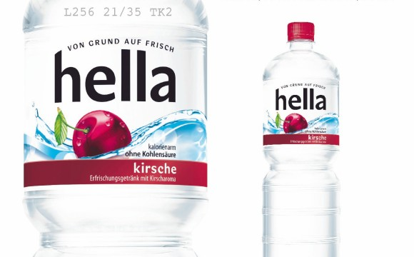 "Ruft Erfrischungsgetränk ""Hella Kirsche"" zurück"
