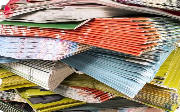 EHI-Untersuchung: Handzettel auf dem Rückzug