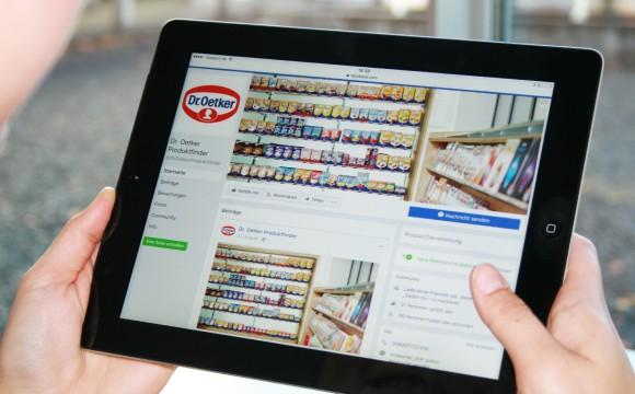 Chatbot hilft beim Einkauf