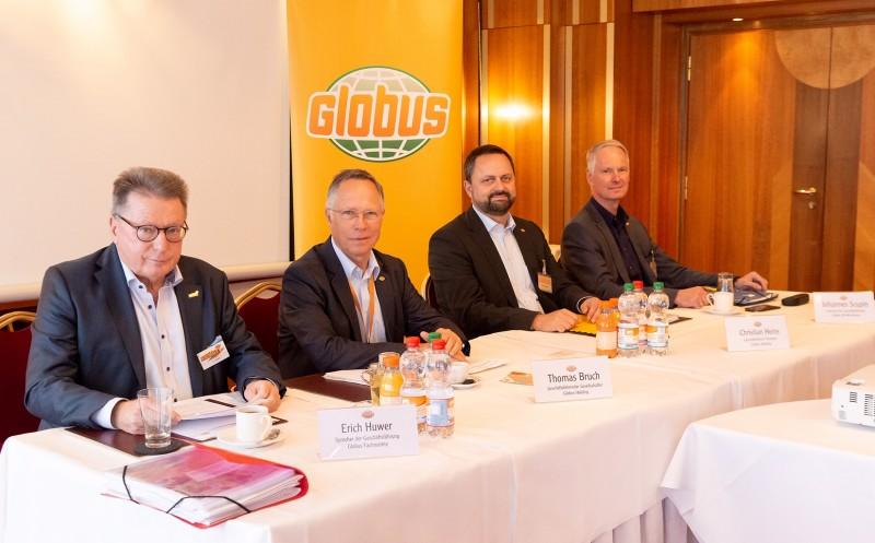Globus-Gruppe: Vorsichtiger Optimismus