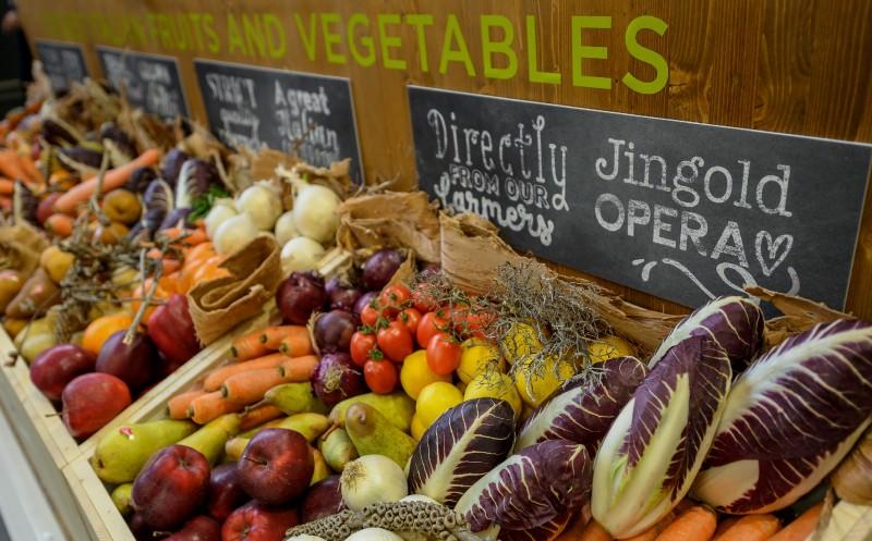 Obst und Gemüse: Normale Saison trotz Dürre