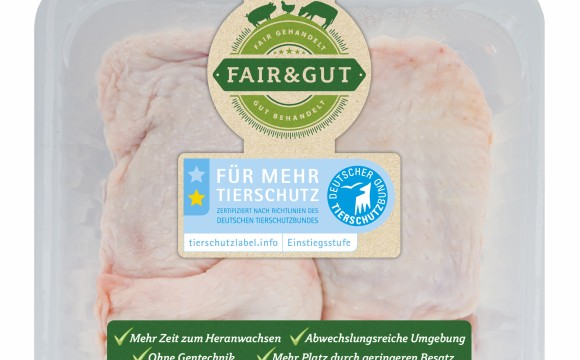 Eigenes Tierwohl-Label