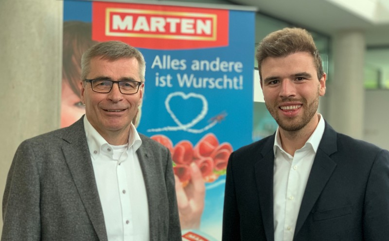 Marten-Vertriebschef geht in Ruhestand