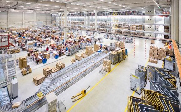 Karstadt:Logistik-Joint-Venture